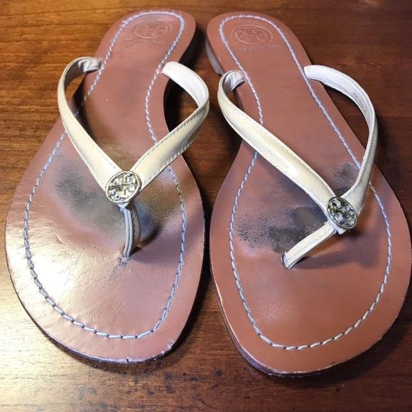 cc645178b7d2 Tory Burch Shoes - Tory Burch Terra Thong Sandal - Women s Size ...